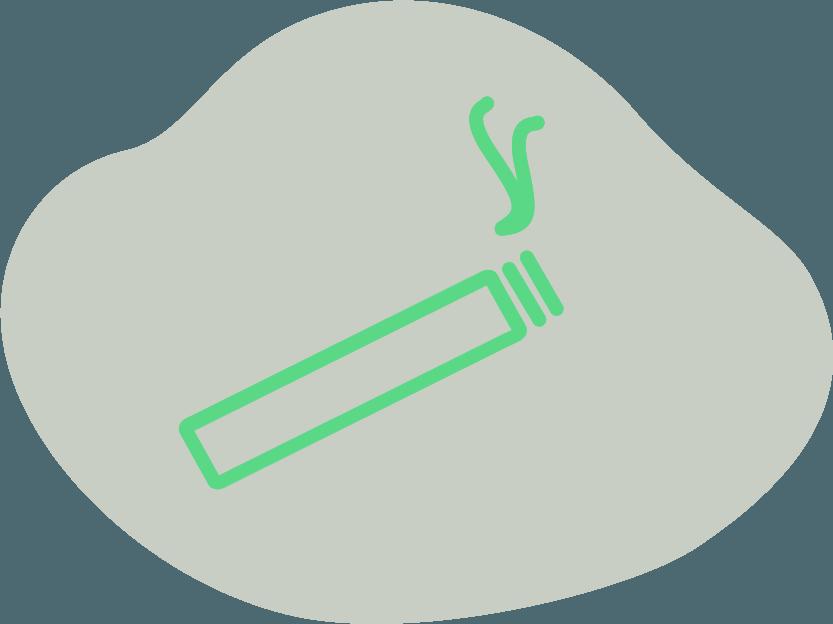 smoking cigrate habit