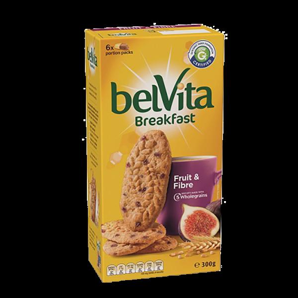 BelVita Breakfast Biscuits – Fruit & Fibre