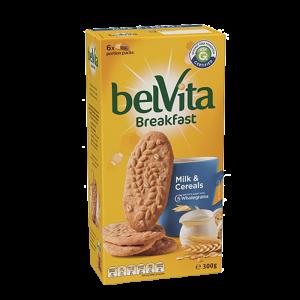 BelVita Breakfast Biscuits – Milk & Cereals