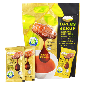 Gurun Emas Low GI Dates Syrup Pouch