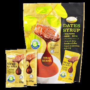 Gurun Emas Low GI Dates Syrup Pouch
