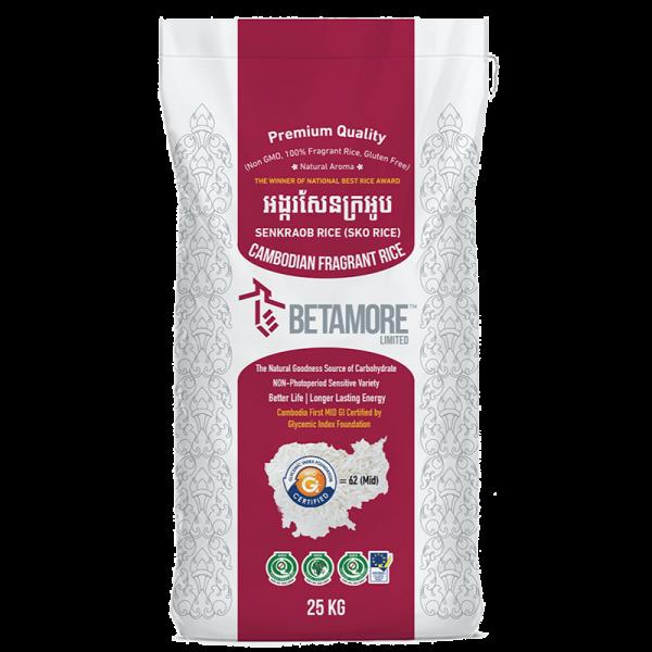 Betamore fragrant rice