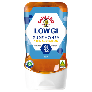 Capilano LOW GI 100% Australian Pure Honey