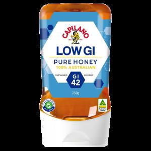 Capilano LOW GI 100% Australian Pure Honey