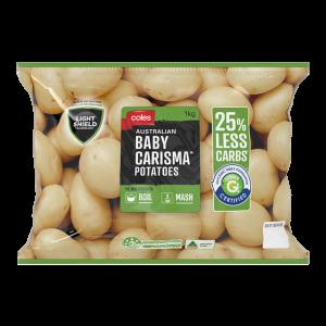 Australian Baby Carisma Potatoes