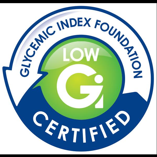 Low Gi Certified seal