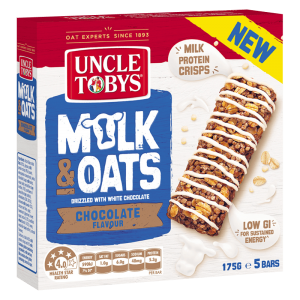 Uncle Tobys® Milk And Oats Chocolate