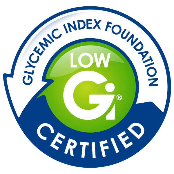 Low Gi Certified seal
