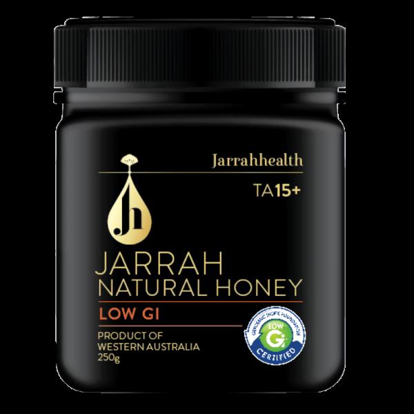 Jarrah Natural Honey TA15+ 250g