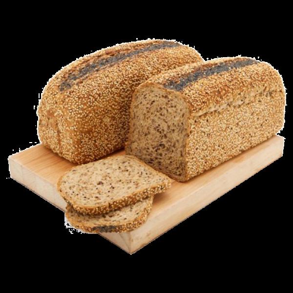 Woolworths Low Gi High Fibre 7 Seeds Loaf 750g