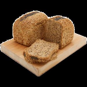 Woolworths Low Gi High Fibre 7 Seeds Mini Loaf 370g
