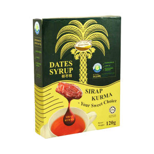 Gurun Emas Low GI Dates Syrup Tree Box