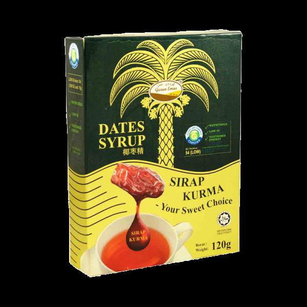 Gurun Emas Low GI Dates Syrup Tree Box