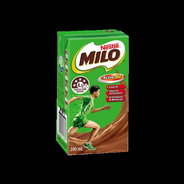 Nestlé® Milo® Ready to Drink
