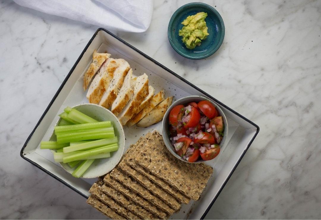 Gut-Friendly Lunchbox
