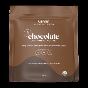 USANA Nutrimeal Active Chocolate Whey Protein Shake