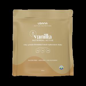 USANA Nutrimeal Active Vanilla Whey Protein Shake