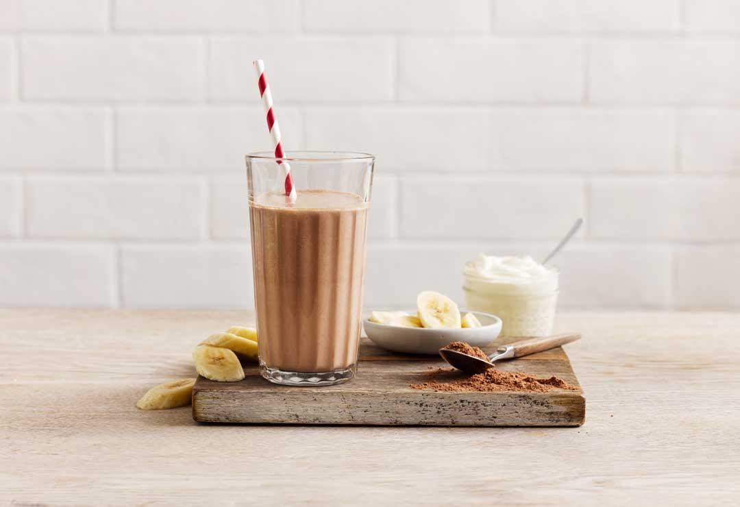 Milo® & Banana Shake