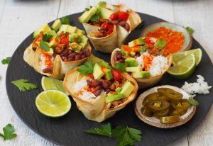 Mini Burrito Bowls