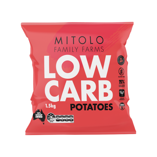Mitolo Family Farms Low Carb Potatoes